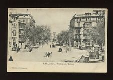 Spain MALLORCA Paseo del Borne c1902 u/b PPC