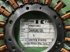 Genuine OEM Kawasaki CHARGING COIL 59031-7007 ALSO 59031-7006, 7008, OR 7013
