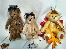 Knickerbocker Bear Company Lot of 3