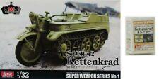 Zoukei-Mura Super Weapons Series No.1 Sd.Kfz.2 Kettenkrad + Trailer 1/32