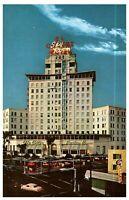Vintage Postcard El Cortez Hotel San Diego California C6946