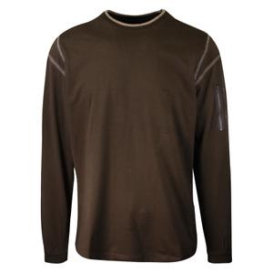 Kuhl Men's Brown Mutiny Kommando L/S T-Shirt (B01C)