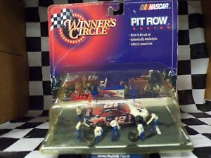 Winners Circle Pit Row Series Jeremy Mayfield 1:64 # 12 Ford Taurus W/drive
