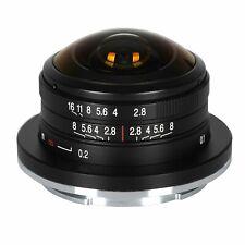 Laowa 4mm f2.8 Fisheye Lens - Canon EF-M