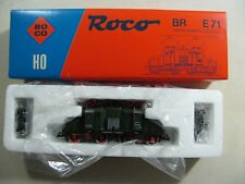 488| Roco 04196A H0 Elektrolok BR E71 für Märklin Wechselstrom