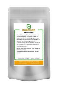 100 g | Mentholkristalle | natürlichen Ursprungs | Kristalle | Sauna Aufguss