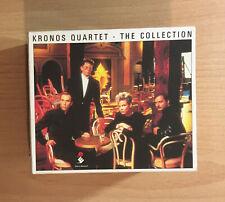 Kronos Quartet ?The collection? Box mit 6 CDs u.a. ?Black angels? + ?Salome?