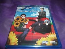 This Boy Can Fight Aliens Anime (Blu-ray Disc, 2012)