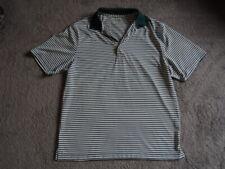 Mens Polo Shirt By Izod Performance Golf Size Medium