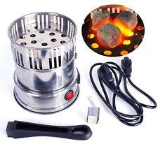 Shisha Kohleanzünder 600W Elektrisch Shishakohle Shisha Kohle Brenner Anzünder