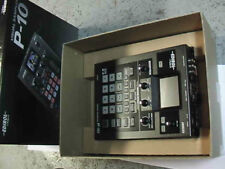 Edirol P-10 Video Sampler! Ultra-Rare!!