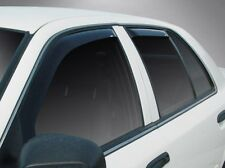 In-Channel Vent Visors for 1992 - 2011 Mercury Grand Marquis