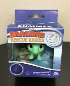 "DRAGONS SUMMER Rescue Riders Spin Master DreamWorks Mini 2"" Figure NEW"