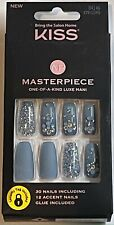 Kiss Masterpiece One-Of-A-Kind Luxe Mani, KMN104S