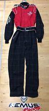 Remus Racing Go Kart Car Track Overalls Suit Cotton Bodysuit Size L