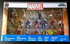 Nano Metalfigs Marvel 20 Piece Set