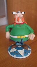 """Majestetix """"Asterix und seine Welt"""" + Beiheft Nr.4, Plastoy, De Agostini"""