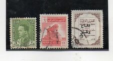 Irak Valores del año 1934-77 (CC-820)