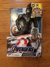 Marvel Avengers Shield Blast Captain America Figure - New