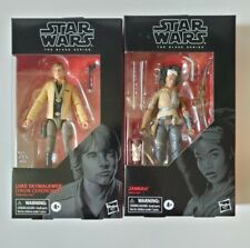 Star Wars Black Series - Luke Skywalker (Yavin) & Jannah