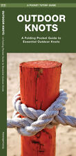 Outdoor Knots - Rope Survival Emergency Disaster Guide Bug Out Bag Kit Book