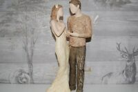 more than words figurine by Arora (with this ring) used excellent condition