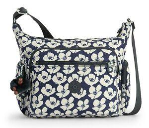 Kipling GABBIE Medium Shoulder Bag - Bold Flower