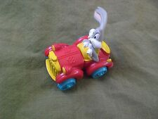 1992 McDonald's Bugs Bunny Stretch Limo Happy Meal Toy