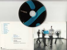 HOOBASTANK Hoobastank 2001 US 12-track advance promo CD