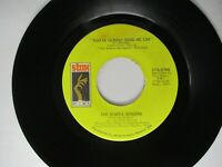 Staple Singers Respect Yourself / You're Gonna Make Me Cry 45 Stax 1971