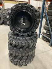 Set Of 4 New 12x165 Solid Boss 12 165 Tires And Wheels 33x12 20 8 Bolt 8 On 8