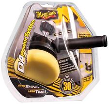Meguiar's DA Power System For Waxing Polishing Compounding Carpet & Interior
