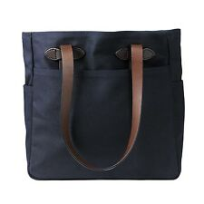 NEW! 2017 FILSON TOTE BAG WITHOUT ZIPPER - NAVY #70260 EXPEDITED SHIPPING!!