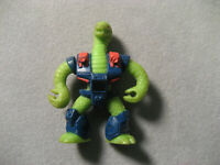 Vintage Battle Beasts Triple Threat Snake With Rub 1986