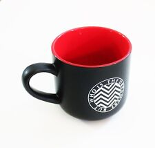 But who is the Dreamer // Twin Peaks Coffee Mug, large 15 ounce black red NEW