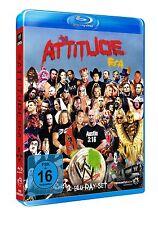 WWE The Attitude Era 2er [Blu-ray] NEU DEUTSCH Steve Austin, The Rock, Triple H