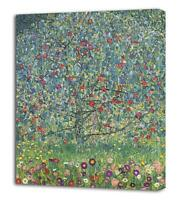 GUSTAV KLIMT Apple Tree CANVAS PRINT Wall Home Decor Art Painting Giclee On