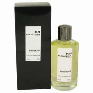 Mancera Wind Wood by Mancera 4 oz Eau De Parfum Spray for Men