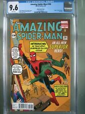 Amazing Spider-Man #700 Ditko Variant CGC 9.6 WP 2013 Death of Peter Parker