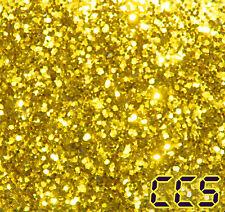 XXL Metal Flakes Royal Gold Car Effektlack Pigment 100g (100g=17,99€)