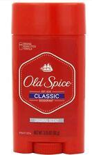 Old Spice Classic Deodorant Stick, Original 3.25 oz