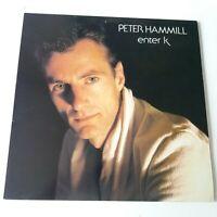 Peter Hammill - Enter K / Patience - Double Vinyl LP UK Press 1986 EX+/EX+