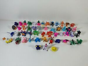 Pokemon Mini Figure Lot  of 50 RL RL.W Gen 1 + Others Charmander Chansey Dodrio