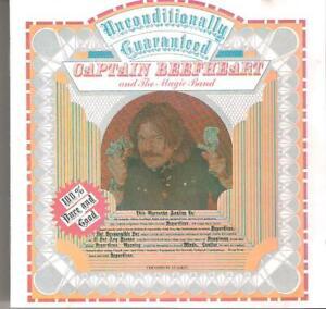 CD-Captain Beefheart & the Magic Band /Unconditionally Guaranteed 1974/1987