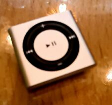 Apple iPod shuffle 4th Generation Silver