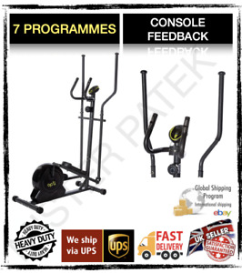 Opti Magnetic Gym Cross Trainer Elliptical - FAST DISPATCH! 🌏 🇬🇧 🇮🇪