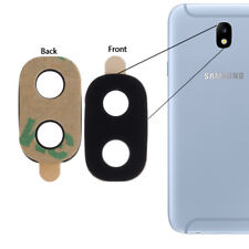 For Samsung Galaxy J7 Pro 2017 Rear Back Camera Glass Lens Cover + Adhesive J730