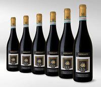 Naviganti 12 Nodi MONTEPULCIANO D'ABRUZZO DOC 2018 vino rosso 6 bottiglie 750