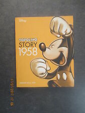 TOPOLINO STORY n° 10 1958 - Ed. Corriere della Sera - 2005