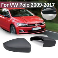 RIGHT SIDE O/S DOOR WING MIRROR COVER CAP CASING PRIMER For VW Polo  !! !!
